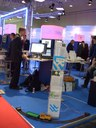 Our booth at CeBIT'08