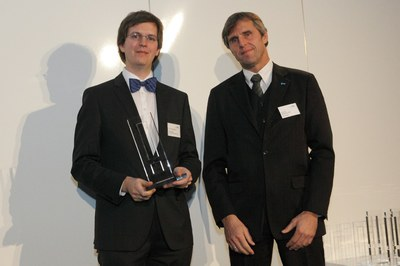 Till Steinbach wins Hermann-Appel-Preis 2011
