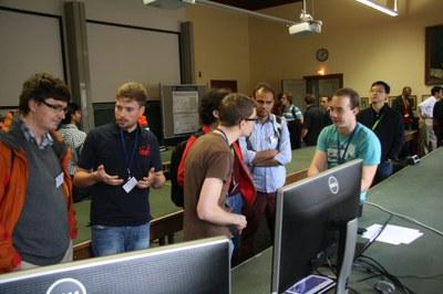 Demo: Leveraging WebRTC