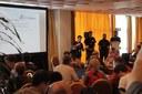 Cenk presents Hackathon results