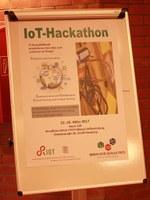IoT-Hackathon Poster